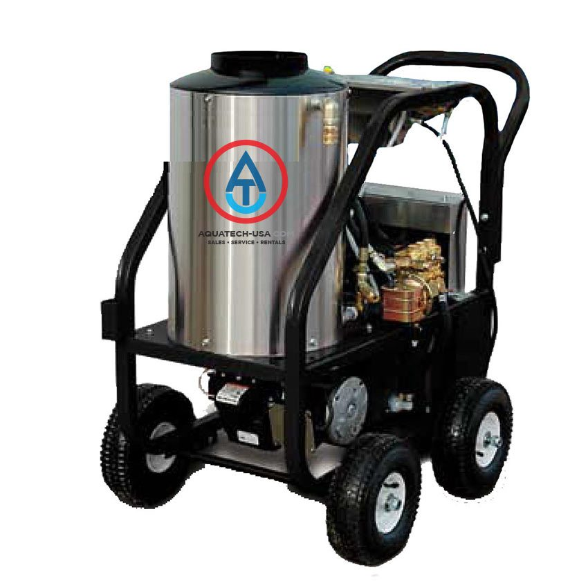 Industrial Pressure Washer Hot Water Electric