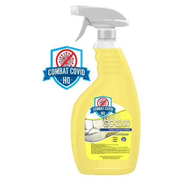 Spray & Wipe Disinfectant